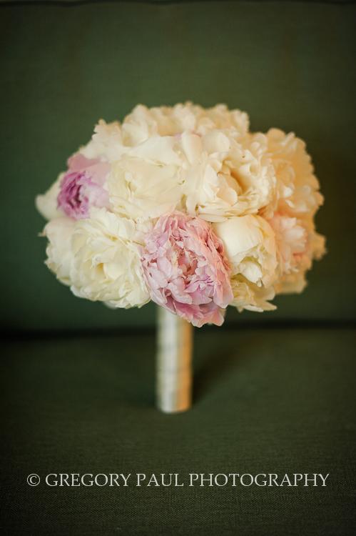 Bridal Bouquet | Miami Tower Wedding